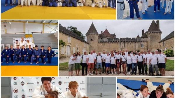 La 2ème Edition du Stage International Vétérans à Saint-Marcel !
